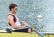 Caversham, Great Britain.  Daniel RITCHIE. GB Rowing media day, GB Rowing Training Centre, Caversham. Tuesday,  18/05/2010 [Mandatory Credit. Peter Spurrier/Intersport Images]