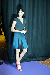 SINGAPORE, Oct. 20, 2017  Spain's Garbine Muguruza poses for a photo during the WTA Finals official draw ceremony held in Singapore on Oct. 20, 2017. (Credit Image: © Then Chih Wey/Xinhua via ZUMA Wire)