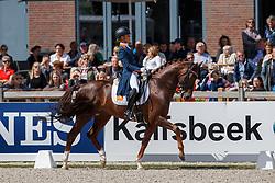 Cornelissen Adelinde, NED, Fleau De Balan<br /> Longines FEI/WBFSH World Breeding Dressage Championships for Young Horses - Ermelo 2017<br /> © Hippo Foto - Dirk Caremans<br /> 03/08/2017