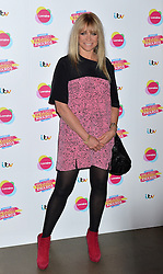 Pictured is Jo Wood.<br /> Lorraine's High Street Fashion Awards 2014 at Vinopolis, London, UK.<br /> Wednesday, 21st May 2014. Picture by Ben Stevens / i-Images