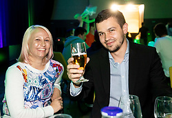 Mateja Pintar Pustovrh and Tomas Varga during Closing ceremony at Day 4 of 16th Slovenia Open - Thermana Lasko 2019 Table Tennis for the Disabled, on May 11, 2019, in Thermana Lasko, Lasko, Slovenia. Photo by Vid Ponikvar / Sportida