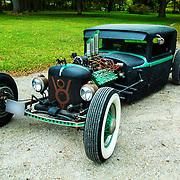 1928 Hudson Rat Rod