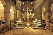 DEU, Germany, Cologne, the Schnuetgen Museum in the romanesque church St. Caecilien.....DEU, Deutschland, Koeln, das Schnuetgen Museum in der romanischen Kirche St. Caecilien....... ..