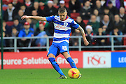 Queens Park Rangers defender Paul Konchesky during the Sky Bet Championship match between Bristol City and Queens Park Rangers at Ashton Gate, Bristol, England on 19 December 2015. Photo by Jemma Phillips.