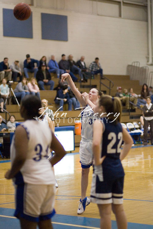 MCHS JV Girls Basketball.vs Rappahannock.January 4, 2005