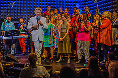 NY: Reverend Billy & The Stop Shopping Choir live