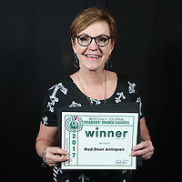 Red Door Antiques was voted best antiques at the 2017 Readers' Choice Awards.