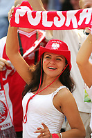 Fan Polen , illustrasjon fans<br />