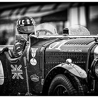 #31, Bentley 4 1/2 Le Mans (1929), Stanley Mann (GB) and Philip Strickland (GB), Kidston Trophy for Pre-War Sports Cars. 24.07.2015. Silverstone, England, U.K.  Silverstone Classic 2015.