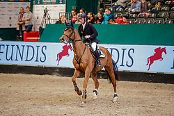 EHNING Marcus (GER), Cupfer<br /> Leipzig - Partner Pferd 2020<br /> FUNDIS Youngster Tour<br /> Finale für 7jährige Pferde<br /> Zwei-Phasen Springprfg., int.<br /> Höhe: 1.40 m<br /> 19. Januar 2020<br /> © www.sportfotos-lafrentz.de/Stefan Lafrentz