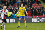 Leeds United defender Aapo Halme (52)  during the EFL Sky Bet Championship match between Sheffield United and Leeds United at Bramall Lane, Sheffield, England on 1 December 2018.