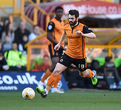 Wolves' Jack Price in action during the Sky Bet Championship match between Wolverhampton Wanderers and Watford at Molineux Stadium on 7 March 2015 in Wolverhampton, England - Photo mandatory by-line: Paul Knight/JMP - Mobile: 07966 386802 - 07/03/2015 - SPORT - Football - Wolverhampton - Molineux Stadium - Wolverhampton Wanderers v Watford - Sky Bet Championship
