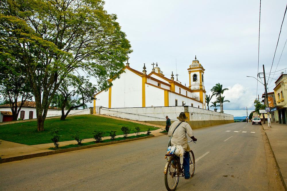 Sao Bras do Suacui_MG, Brasil.<br /> <br /> Igreja Matriz de Sao Bras do Suacui, essa cidade e a zona do Campos das Vertentes em Minas Gerais.<br /> <br /> The Sao Bras do Suacui mother church, Minas Gerais.<br /> <br /> Foto: JOAO MARCOS ROSA / NITRO