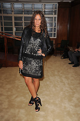 Designer LULU KENNEDY at a screening of a short film directed by Willem Jaspert and Stephen Langmanis to celebrate the launch of Bella Freud and Susie Bick's first design collaboration held at Town Hall, 8 Patriot Square, London E2 on 6th September 2010.