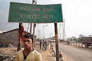 """Slaves of Hazaribagh<br /> <br /> Hazaribagh is an area of Dhaka city, the capital of Bangladesh, and is known for its tannery industry and large leather processing zone. Up to 95% of the registered tanneries in Bangladesh are located in and around Hazaribagh. Currently, more than 2000 tanneries operate here, employing between 8.000 and 15.000 people. <br /> In 2013, the Zurich-based Green Cross Switzerland and the New York-based Blacksmith Institute published a report on the most polluted places in the world. The report """"The Top Ten Toxic Threats, Clean Up, Progress and Ongoing Challenges"""", puts Hazaribagh at number five. Most of the 185.000 people living in this area work in the factories and tanneries. They are forced to live in highly polluted environments.  A lot of children and teenagers also work in the factories.<br /> <br /> Photo Shows: Hazaribagh literally means """"a thousand gardens"""". But there are no flowers here. The slum is the most polluted place in Dhaka, itself one of the most polluted cities in the world.<br /> ©Pascal Mannaerts/Exclusivepix Media"""