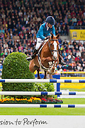 Luciana Diniz - Fit For Fun 13<br /> World Equestrian Festival, CHIO Aachen 2015<br /> © DigiShots