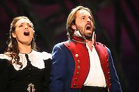 Alfie Boe and the Company of Les Misérables