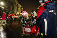 Laconia downtown Holiday Parade and Tree Lighting at Veteran's Square.  Karen Bobotas/for the Laconia Daily Sun