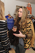 TALLULAH RUFUS-ISAACS; BRYONY DANIELS, The Space, Pop-up shop, Austique, 330 Kings Road, London, 13 February 2013.