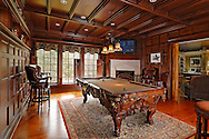 Cheshire, Ct - Mahogany Pool Room