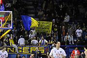 DESCRIZIONE : Porto San Giorgio Lega A 2013-14 Sutor Montegranaro Montepaschi Siena<br /> GIOCATORE : tifosi<br /> CATEGORIA : tifosi<br /> SQUADRA : Sutor Montegranaro Montepaschi Siena<br /> EVENTO : Campionato Lega A 2013-2014<br /> GARA : Sutor Montegranaro Montepaschi Siena<br /> DATA : 03/03/2014<br /> SPORT : Pallacanestro <br /> AUTORE : Agenzia Ciamillo-Castoria/C.De Massis<br /> Galleria : Lega Basket A 2013-2014  <br /> Fotonotizia : Porto San Giorgio Lega A 2013-14 Sutor Montegranaro Montepaschi Siena<br /> Predefinita :