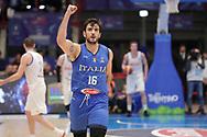 Amedeo Tessitori<br /> Nazionale Italiana Maschile Senior  - Italia Italy <br /> 2021 FIBA 2021 Eurobasket Qualifiers<br /> FIP 2020<br /> Napoli, 20/02/2020<br /> Foto G.Pappalardo/ Ciamillo - Castoria