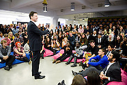 Nick Clegg officially opens Wayra UnLtd