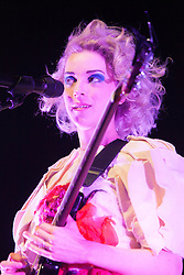 St. Vincent peforms at The Fox Theater - Oakland, CA - 3/22/14