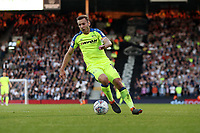 LONDON, ENGLAND - MAY 14:LONDON, ENGLAND - MAY 14:Andreas Weimann, of Derby County goes on the attack