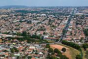 Goiania_GO, Brasil...Vista panoramica cidade de Goiania...The panoramic view of Goiania...Foto: BRUNO MAGALHAES /  NITRO