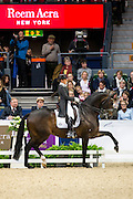 Tinne Vilhelmson Silfven - Don Auriello<br /> Reem Acra FEI World Cup Final 2013<br /> © DigiShots