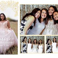 Jasmine's 18th Bday PhotoBooth