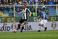 19.03.2017 - Genova - Serie A 2016/17 - 29a giornata  -  Sampdoria-Juventus  nella  foto:  Gonzalo Higuain - Juventus