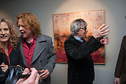 SUZANNE WYMAN; MICK HUCKNALL; BILL WYMAN; , BILL WYMAN - REWORKED' , Photographs by Bill Wyman and reworks by Gerald Scarfe, Pam Glew, Dale Marshall, Penny and James Mylne, Rook & Raven Gallery: 7-8 Rathbone Place, London. 26 February 2013