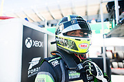 September 21-24, 2017: IMSA Weathertech at Laguna Seca. 16 Change Racing, Lamborghini Huracan GT3, Corey Lewis