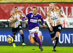 10.02.2018, Ernst Happel Stadion, Wien, AUT, 1. FBL, FK Austria Wien vs Lask, 22. Runde, im Bild Gernot Trauner (LASK), Christoph Mondschein (FK Austria Wien) // during Austrian Football Bundesliga Match, 22nd Round, between FK Austria Vienna and Lask at the Ernst Happel Stadion, Vienna, Austria on 2018/02/10. EXPA Pictures © 2018, PhotoCredit: EXPA/ Alexander Forst