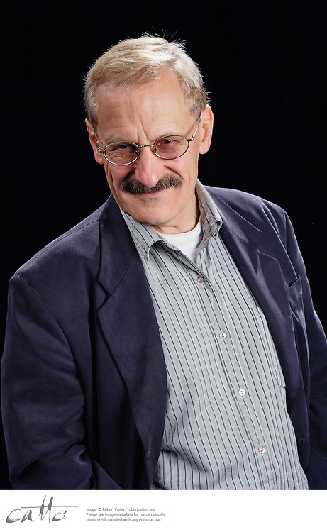 Portrait of New Zealand composer Jack Body, taken in Wellington on Sunday 3 October 2004.  <br /> <br /> Recipients of the New Zealand Arts Foundation Laureate award for 2004 were composer Jack Body, cast glass artist Ann Robinson, director Barry Barclay, ta moko artist Derek Lardelli and visual artist John Pule.  For further information on the Laureates, visit http://www.thearts.co.nz