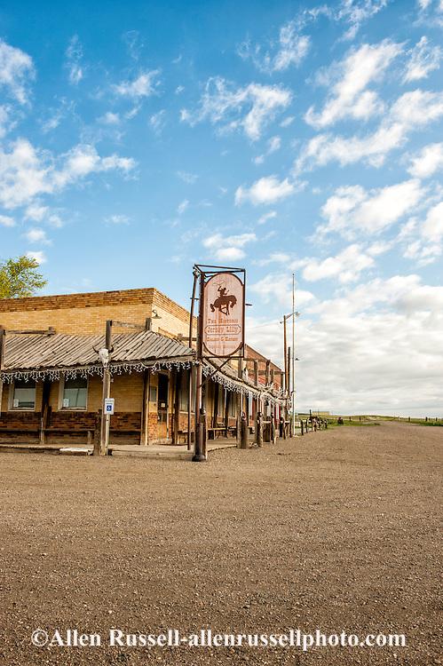 Jersey Lilly Saloon and Restaurant, Ingomar, Montana