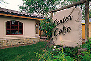 Exterior, Center Cafe Moab, UTAH