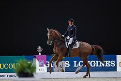 Van Der Meer Patrick, NED, Zippo<br /> LONGINES FEI World Cup™ Finals Paris 2018<br /> © Hippo Foto - Dirk Caremans<br /> 14/04/18