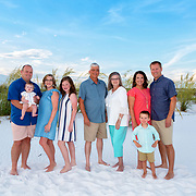 Stamps Family Beach Photos