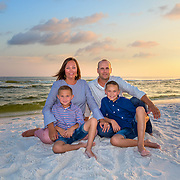 Busse Family Beach Photos