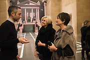 PABLO BRONSTEIN; NOUR WALI; TAMADUR WALI, Historical Dances in an  antique setting., Pable Bronstein. Annual Tate Britain Duveens commission.  London. 25 April 2016
