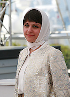 Director Ida Panahandeh at the Nahid film photo call at the 68th Cannes Film Festival Sunday May 17th 2015, Cannes, France.