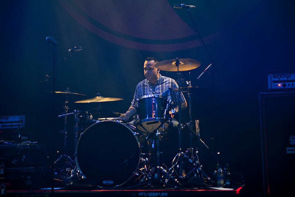 Taking Back Sunday, live at Roundhouse, London on 09/12/14 Taking Back Sunday, live at Roundhouse, London on 09/12/14