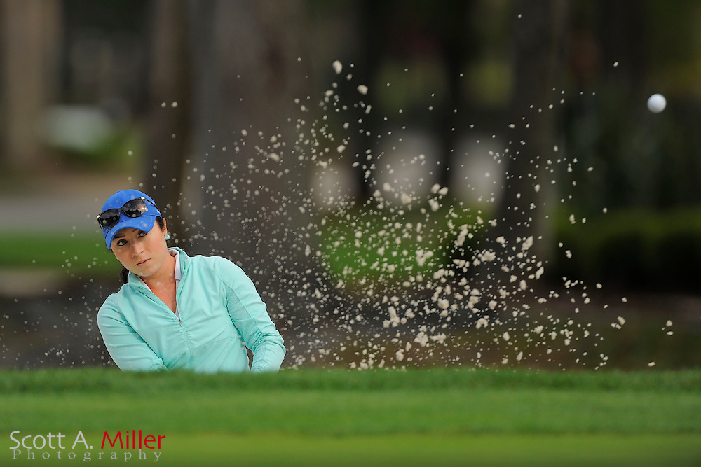 Joy Trotter during the final round of the IOA Golf Classic at Alaqua Country Club on March {today day}, 2014 in Longwood, Florida.<br /> <br /> &copy;2014 Scott A. Miller