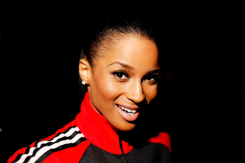 NEW YORK - FEBRUARY 14:  Singer Ciara attends Y-3 Fall 2010 during Mercedes-Benz Fashion Week at Park Avenue Armory on February 14, 2010 in New York City.  (Photo by Joe Kohen/WireImage)