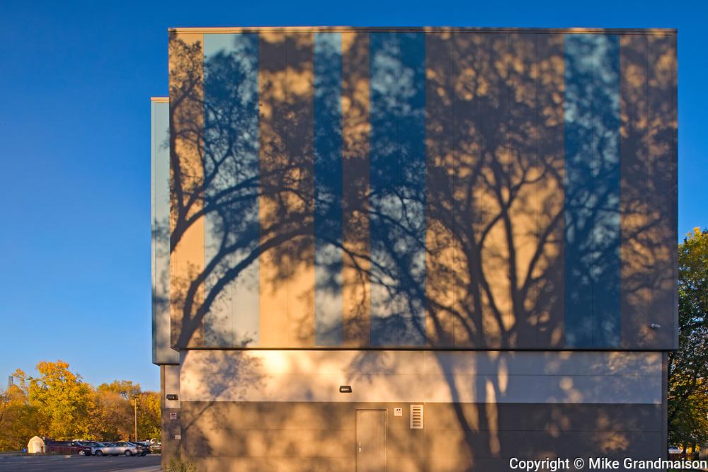 Macdonald Youth Services.  Raymond SC Wan Architects; Winnipeg; Manitoba; Canada