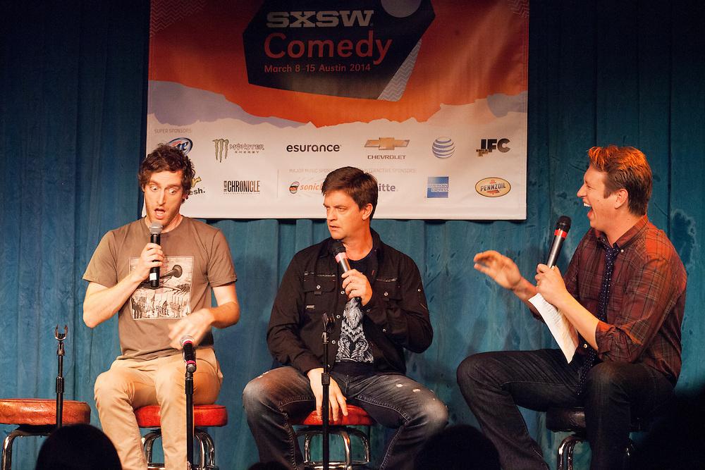 SXSW Comedy - March 11, 2014 - Austin, Texas
