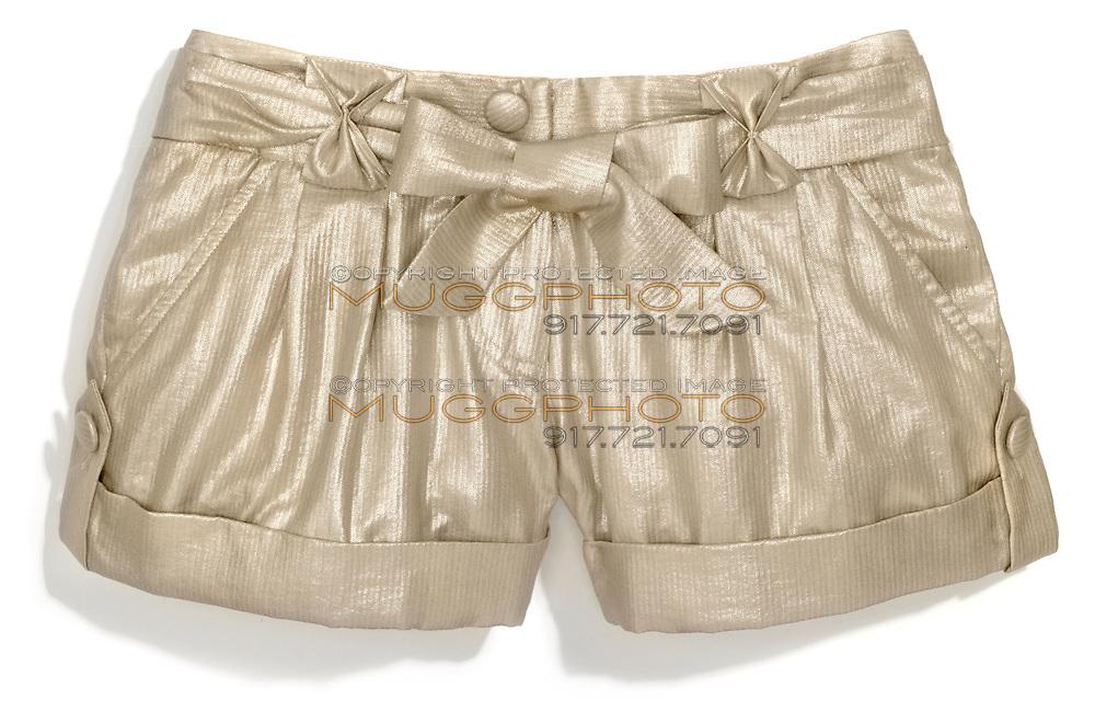 Bensoni Gold Shorts